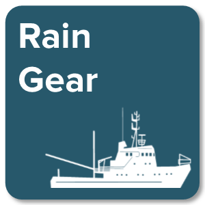 Commercaial Rain Gear